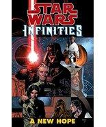 A New Hope (Star Wars: Infinities) [Paperback] Warner, Christopher S.; J... - $7.43