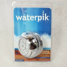 WaterPik OptiFlow Shower Massage w/ Power Spray+ 6 Spray Settings Shower... - $31.67