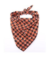 NACOCO Christmas Dog Bandana Bibs Pet Scarf Xmas Triangle Head Scarfs Ac... - $10.88