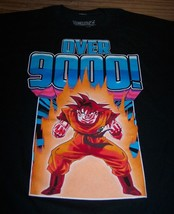 "DRAGONBALL Z GOKU ""OVER 9000"" T-Shirt XL NEW - $19.80"