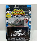 Subway Surfers Fresh Kicks Lace Jams Backpack Hanger Keychain Hip Hop St... - $9.99