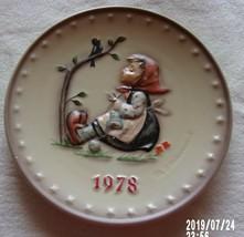 M. J. Hummel - Goebel 8th Annual Plate 1978 - $9.90
