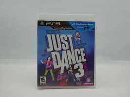 Just Dance 3 (Sony PlayStation 3, 2011) PS3 ~ Complete - $4.89