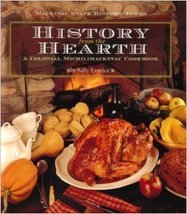 History from the Hearth: A Colonial Michilimackinac Cookbook [Hardcover]... - $19.99