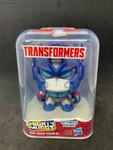 Hasbro Transformers Mighty Muggs Optimus Prime - $15.84