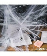 12 Packs Stretchable Spider Webs Halloween Decorations haunted house - $11.87