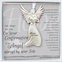 The Grandparent Gift Co. Boxed Angel with Sentiment: Confirmation Gift - $15.76