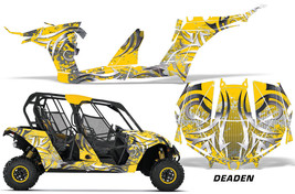 UTV Decal Graphic Kit Wrap For Can-Am Maverick MAX 1000R 4 Door 2017-2018 DDN Y - $596.21