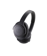 Audio-Technica ATH-SR30BT - Wireless Over-Ear Headphones - Black - $92.07