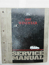 1995 Ford Windstar Service Manual Workshop OEM Factory - $5.65