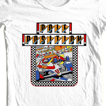 Pole Position t-shirt vintage retro old school arcade video game free shipping image 1