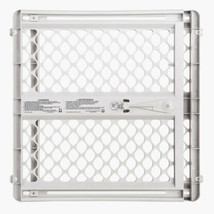 "North States Pet Gate III Pressure Mounted White 26"" - 42"" x 26"" - $28.73"