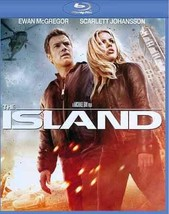 The Island (Blu-ray Disc, 2013)