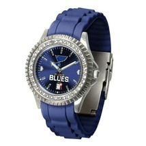 NHL St. Louis Blues Women's Sparkle Watch - £41.66 GBP