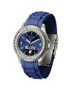 NHL St. Louis Blues Women's Sparkle Watch - £40.35 GBP