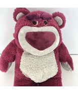 "Disney Store Toy Store 3 Movie Lots O Love Plush 15"" Teddy Bear Stuffed ... - $22.76"
