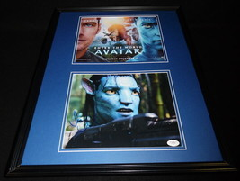 Sam Worthington Signed Framed 16x20 Photo Set JSA Avatar - $186.99