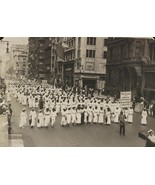 Silent protest parade in New York against  East St. Louis riots 1917 pri... - $1.88