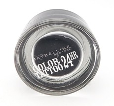 Maybelline Color Tattoo 24 HR Gel-Cream Eyeshadow 60 Timeless Black - $11.39