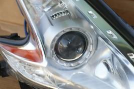 09-17 Nissan 370Z Z34 Xenon HID Headlight Lamp Passenger Right RH - POLISHED image 2
