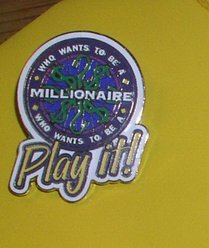 Primary image for Disney Millionaire Play It Authentic Disney Pin