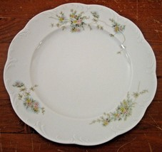 Catherine Rosenthal 1 Dessert Salad Plates Rose Collection Monbijou 400014 - $16.20