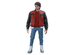 Marty McFly Poseable Figure from Back To The Future II MMS379 - $445.39