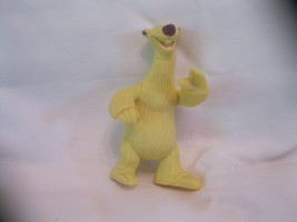 """2009 Sid the Sloth Ice Age Dawn Of The Dinosaurs #6 3 1/2"""" Tall Action Figure - $6.50"""