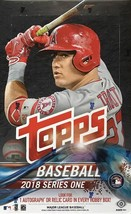 2018 Topps Series 1 Complete Your Set Baseball Cards You Pick From List ... - $0.99+
