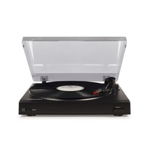 Crosley T200A-BK T200 Component Record Player Turntable w/Built in Preamp Black - $114.95