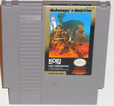 Nobunaga's Ambition (Nintendo Entertainment System, 1989) - $39.99