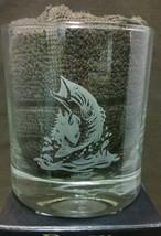 (6) Vintage Black Velvet Canadian Whisky Glass w/box - Wildlife - Fish  NIB - $22.72