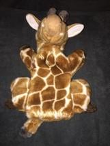 "2000 Wildlife Artists Plush 12"" Giraffe Stuffed Animal Wildlife Zoo Pupp... - $11.88"