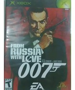 From Russia With Love 007 XBOX SYSTEM GAME  JAM... - $12.99