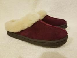 Clarks Women's   Step Flow Low Fur Lined Slipper 25563 33826  - $29.99