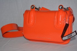 NWT MARC By Marc Jacobs Ball And Chain Bond Bubble Shoulder/Crossbody Orange - $185.00