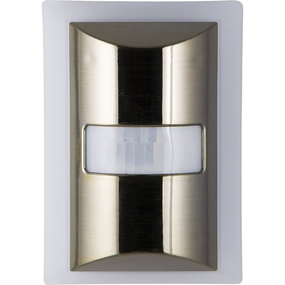Primary image for GE 36269 60-Lumen Motion-Boost LED Night-Light (Brushed Nickel)