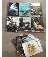 Lot of 11 Gourmet Magazines from 1972 (No September) Good to Average Con... - $24.00