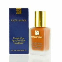 Estee Lauder Double Wear Stay In Place Makeup 7W1 Deep Spice 1oz New Fresh Boxed - $34.60