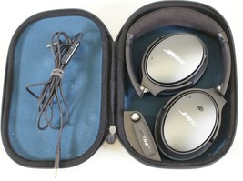 Bose QC-25 QuietComfort 25 QC25 Headband Headphones w/ Inline Mic IOS - ... - $2.085,27 MXN