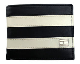 Tommy Hilfiger Men's Leather Credit Card ID Wallet Passcase Billfold 31TL22X040 image 3
