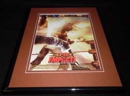 TNA Impact 2006 Spike Framed 11x14 ORIGINAL Vintage Advertisement  - $22.55