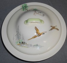 Royal Doulton THE COPPICE PATTERN Vegetable/Serving Bowl w/Lid MADE IN E... - $63.35