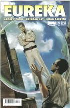 Eureka TV Series Comic Book #3 Cover A 2009 NEAR MINT NEW UNREAD - $4.99