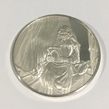 Sterling Silver Portrait Of Jan Six First Edition Proof Rembrandt Coin - $150.00