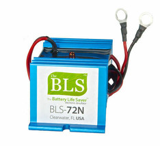 BLS-72N Batterie Régénérateur Life Saver 72V Gem, Ford Think, Zapp Zen Gel - $150.25