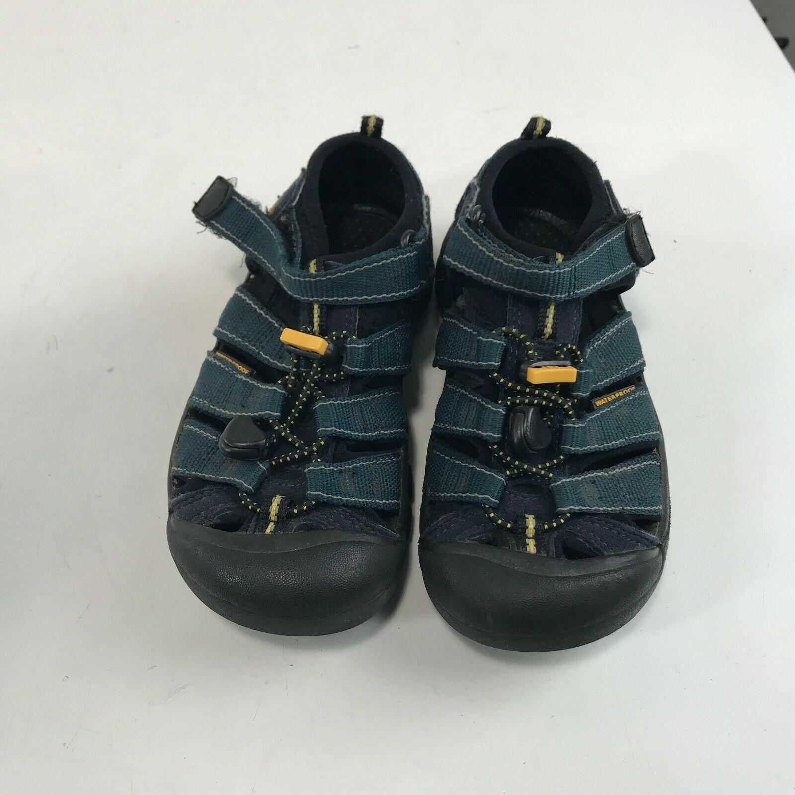 KEEN Newport Waterproof Sports Sandals Shoes Size 13 Boy Toddler image 3