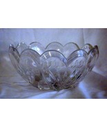 "Waterford Crystal Marquis Romance Console Bowl 7 1/2"" - $94.49"