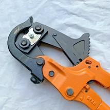 "Klein Tools 63RBCHD 31"" Heavy Duty Ratcheting Bolt Cutter 5/8"" Max Cut - $295.89"