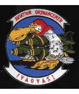 US Navy Aviation Ordnancemen IYAOYAS Patch Sticker - $9.89
